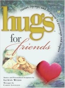 hugs for friends
